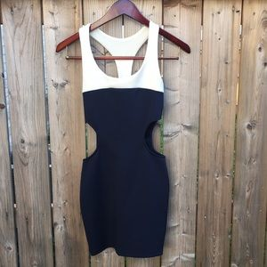 Dresses & Skirts - Trac Cut Out Dress